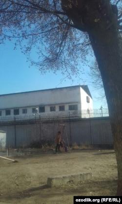 СИЗО-1, известное в народе как «Таштюрьма».