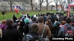 La comemorarea de la Melnik