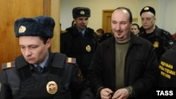 Дмитрий Рукавишников в Басманном суде