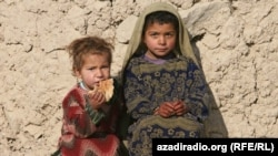 One in five Afghan children dies before reaching the age of 5.