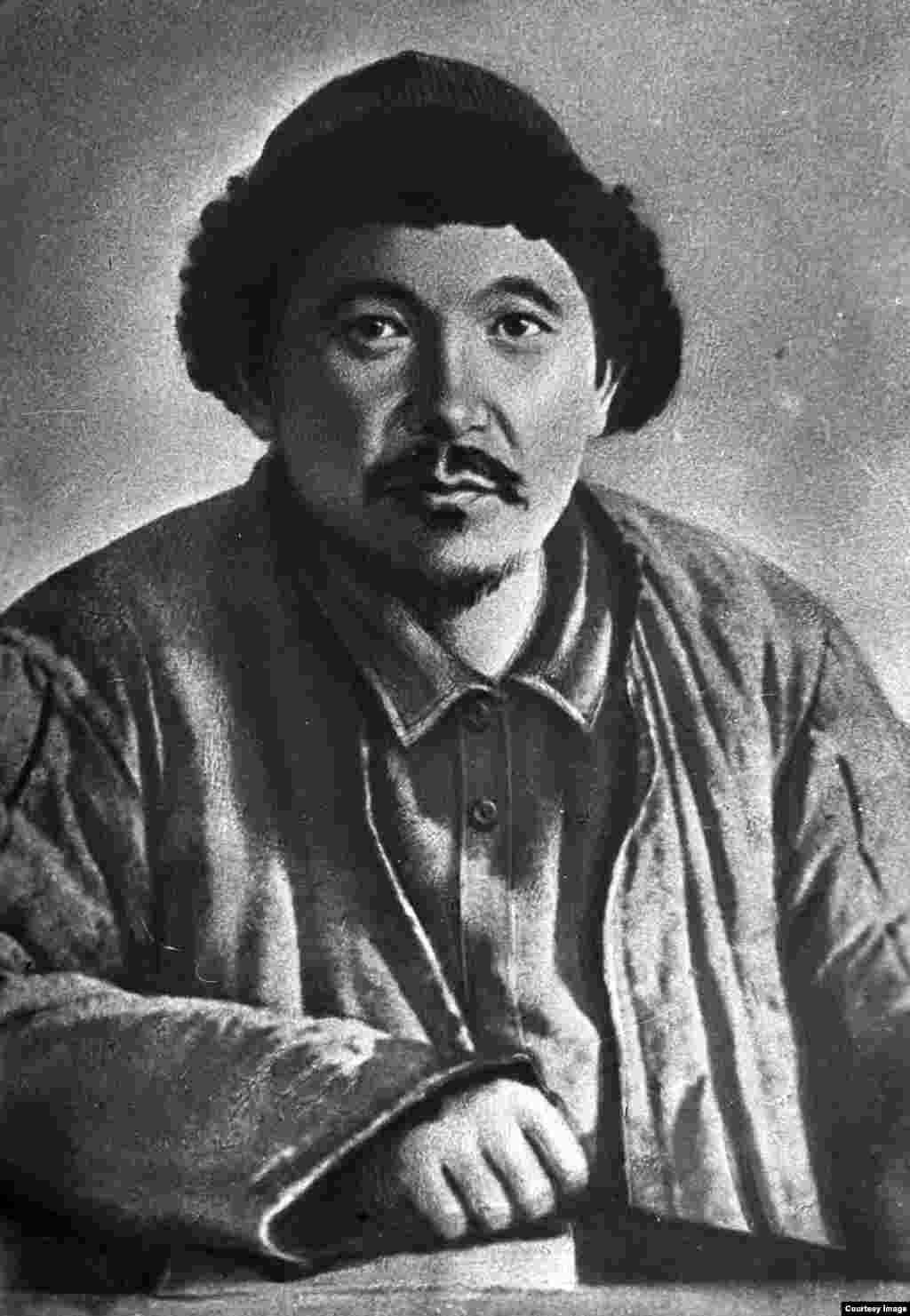 Кайрамбай Малша-улы – участник восстания 1916 года, руководитель сотни.