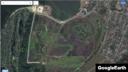 """Иловые поля казанского """"Водоканала"""" расположены в непосредственной близости от Волги"""