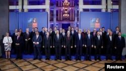 Ministrat e jashtëm të vendeve anëtare të NATO-s