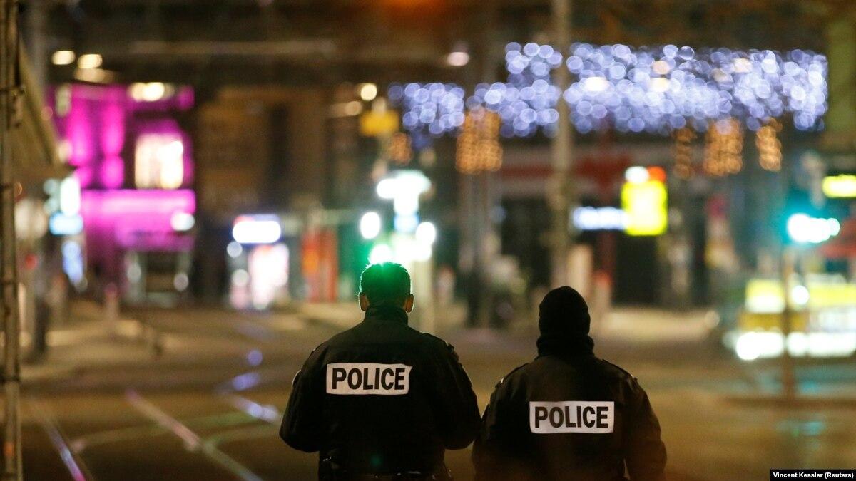 Украинский дипломат и сестра Сенцова оказались недалеку от места стрельбы в Страсбурге