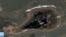 Озеро Сладкое на картах Google Maps.