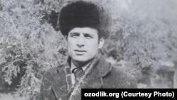 Таниқли ҳофиз Қодир Мирашуров