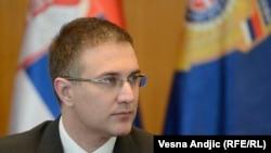 Iako je Nebojša Stefanović mene tužio kao privatno lice, a ne kao ministar policije, došao je sa službenom pratnjom: Sandra Petrušić