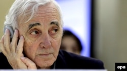 It wasn't just Russians captivated by Lidia Ivanovna's story. Organizers for the 90-year-old Charles Aznavour, who is due to perform in Moscow on April 22, wrote to Chernykh, saying the singer wanted to personally meet her backstage.