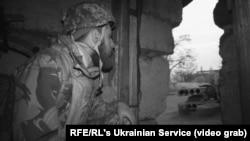 grab Ukrainian Army positions in eastern Ukraine
