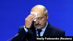 Belarus prezidenti Alyaksandr Lukashenka
