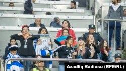 Qarabağ-PAOK oyununun azarkeşləri