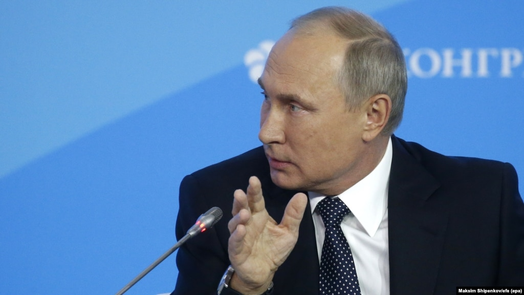 Putin Says He's Still Undecided Whether To Seek Reelection