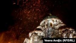 Hram Svetog Save jedna od najvećih pravoslavnih bogomolja na svetu