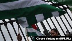 Процесс признания независимости Абхазии в последние годы застопорился, но контакты с разными странами мира у представителей республики происходят