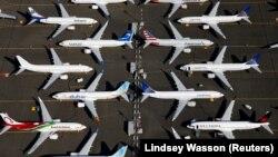 Aeroplanë të llojit, Boeing 737 MAX.
