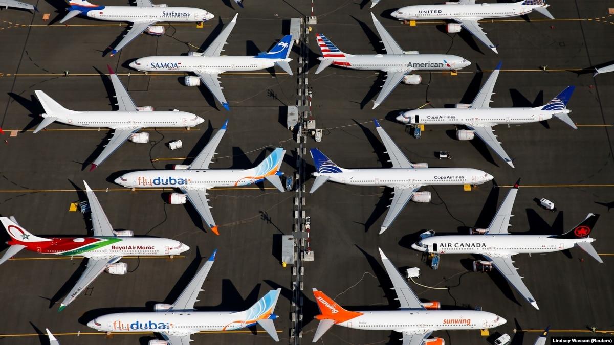 WSJ: американские авиакомпании проведут пробные полеты обновленных «Боинг-737 MAX»