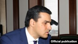 Հայաստանի մարդու իրավունքների պաշտպան Արման Թաթոյան