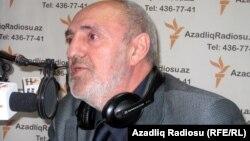 Azerbaijan -- singer Akif Islamzade, Baku, 15Dec2010
