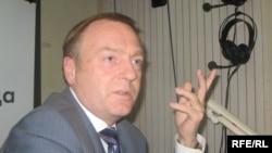 Перший заступник голови Верховної Ради України Олександр Лавринович, 10 вересня 2009 р.