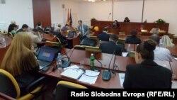 Седница на Совет на Општина Битола.