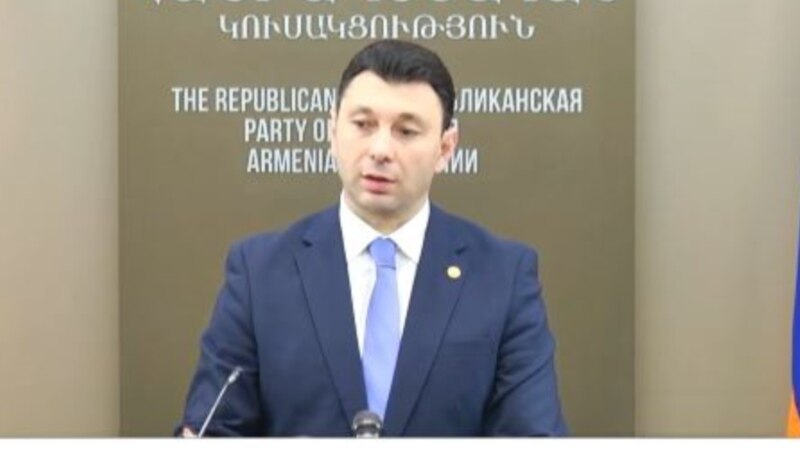 Шармазанов: Весьма вероятно, что в новом парламенте будут две правящие партии – РПА и АРФД