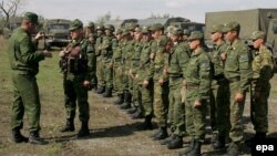 Rus hərbçiləri