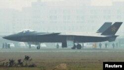 Китайский истребитель-неведимка