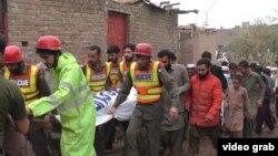 Žrtve klizišta u Pakistanu