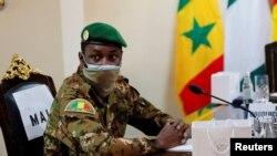 Ассими Гоита, временный президент Мали