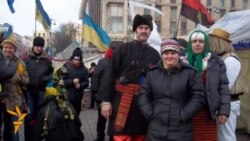 Euromaidanul şi istoria unei familii