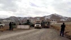 حمله موتربمب بر کندک کماندوهای اردوی ملی در غزنی