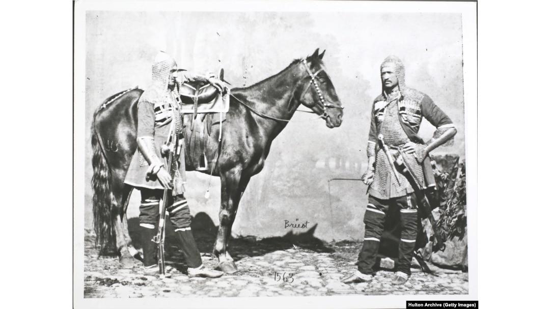 Legendary Kabardian Horses Galloping To Comeback