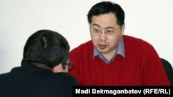 Платный консультант заемщиков Кaspi bank Ермек Нарымбаев.