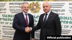 Фотография - пресс-служба Минсельхоза Армении