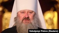 Намісник Києво-Печерської лаври митрополит Павло