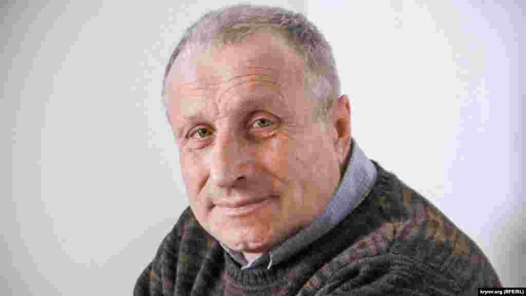 В тот же день Николай Семена впервые за четыре года побывал в редакции Крым.Реалии