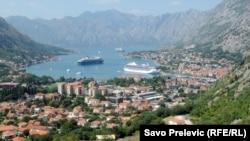 Kruzeri rado dolaze u Kotor, 2013.