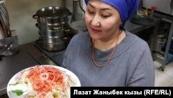 Анзират Тасмаева