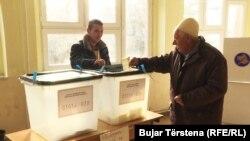Votimet për kryetar komune në Drenas, 18 dhjetor 2016