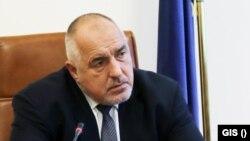 Бугарскиот премиер Бојко Борисов