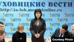 Гульчехра Одинаева