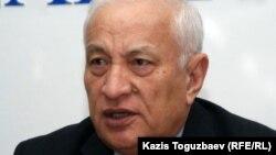 Руководитель общественного объединения «Национальная академия наук» Мурат Журинов.