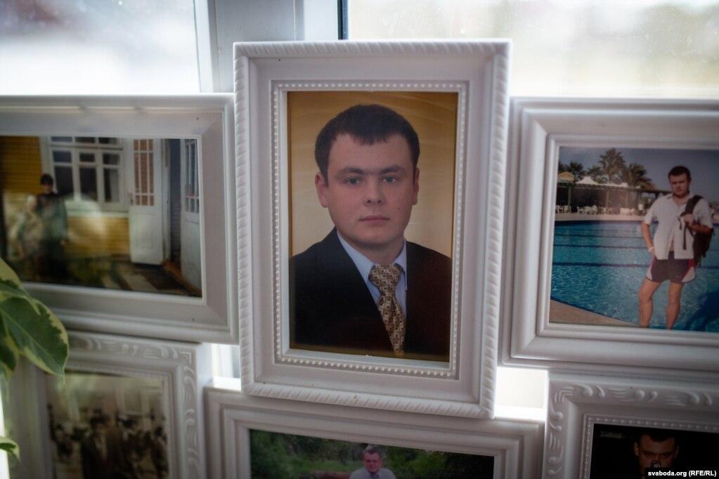 Портрет со времен работы в БРСМ