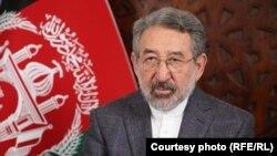 داکتر رسول طالب، عضو هیئت گفتگو کننده حکومت افغانستان