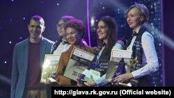 Награждение победителей российского конкурса «Студент года-2017»