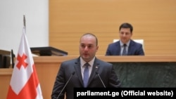 Премьер-министр Грузии Мамука Бахтадзе.