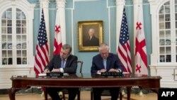Соглашение является важным событием с точки зрения сотрудничества между США и Грузией в сфере безопасности