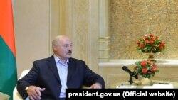 Presidenti i Bjellorusisë, Alyaksandr Lukashenka.