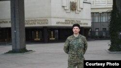 Евгений Панчук в Крыму
