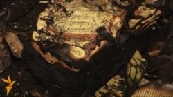 Пожежа у кримській мечеті